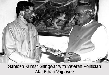Santosh Kumar Gangwar, Indian Politician