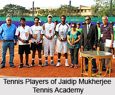 Jaidip Mukherjee Tennis Academy