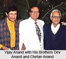 Vijay Anand, Indian Movie Director