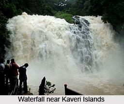 Islands of the Kaveri River