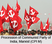 Communist Party of India, MArxist  (CPI M)