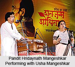 Pandit Hridaynath Mangeshkar, Indian Movie Music Director