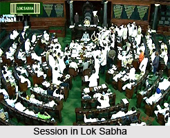 Lok Sabha, Lower House of Indian Parliament