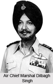 Air Chief Marshal Dilbagh Singh