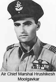 Air Chief Marshal Hrushikesh Moolgavkar
