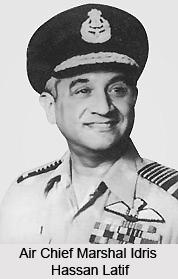 Air Chief Marshal Idris Hassan Latif