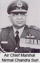 Air Chief Marshal Nirmal Chandra Suri