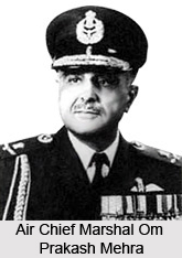 Air Chief Marshal Om Prakash Mehra