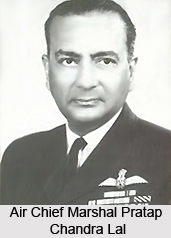 Air Chief Marshal Pratap Chandra Lal