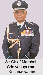 Air Chief Marshal Srinivasapuram Krishnaswamy