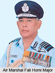 Air Marshal Fali Homi Major