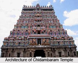 Architecture Of Chidambaram Temple