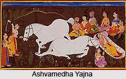 Ashvamedha, Vedic Ritual
