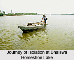 Bhalswa Horseshoe Lake