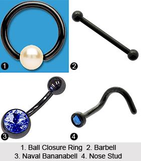 Blackline Body Jewellery