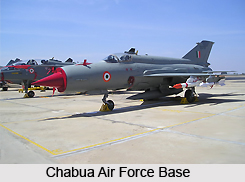 Chabua Air Force Base, Assam