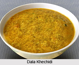 Dala Khechidi, Oriya Recipe