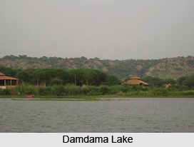 Damdama Lake, Gurgaon District, Haryana