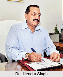 Dr. Jitendra Singh, Indian Politician