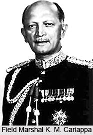 Field Marshal K.M Cariappa