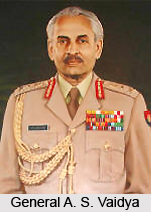 General Arun Sridhar Vaidya
