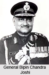General Bipin Chandra Joshi