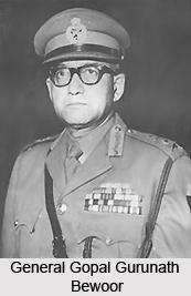 General Gopal Gurunath Bewoor