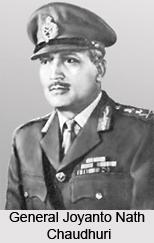 General Joyanto Nath Chaudhuri