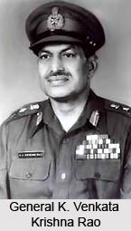 General K. Venkata  Krishna  Rao