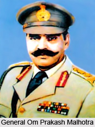 General Om Prakash Malhotra