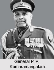General P.P. Kumaramangalam