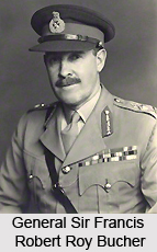 General Sir Francis Robert Roy Bucher