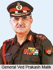 General Ved Prakash Malik