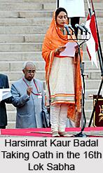 Harsimrat Kaur Badal, Minister of Food Processing