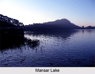 History of Mansar Lake