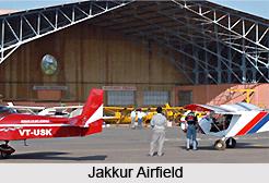 Jakkur Airfield, Bangalore, Karnataka