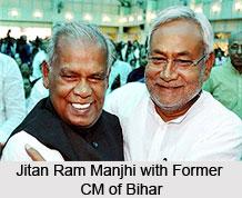 Jitan Ram Manjhi, 23rd Chief Minister of Bihar