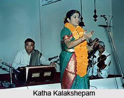 Katha Kalakshepam, Indian Monodrama