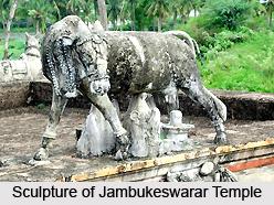 Legends of Jambukeswarar Temple