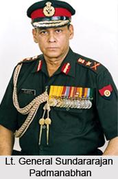 Lt General Sundararajan Padmanabhan , Former chief of Indian Army