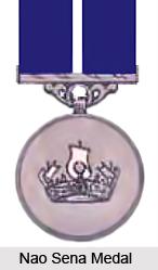 Nao Sena Medal (Navy)