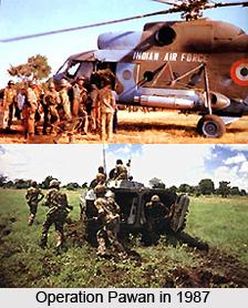 Operation Pawan 1987