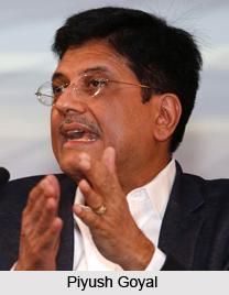 Piyush Goyal, Indian Politician