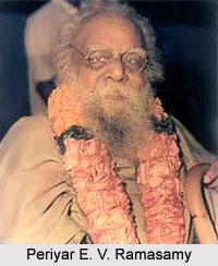 Principle and Legacy of Periyar E. V. Ramasamy