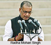 Radha Mohan Singh, Indian Politician