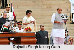 Rajnath Singh, Home Minister of India