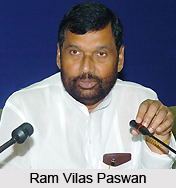 Ram Vilas Paswan, Minister of Consumer Affairs, Food and Public Distribution