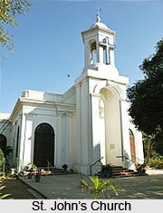 St. John's Church, Secunderabad, Andhra Pradesh
