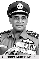 Surinder Kumar Mehra