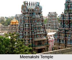 Temples in Madurai, Tamil Nadu